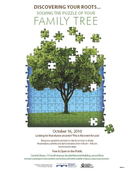 Solving the Puzzle of Your Family Tree
