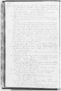 Stout's release from prison is documented in this page from the warden's daily record.