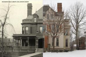 Home of Henry Ellsworth, East Ave