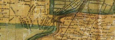 Anthony Farm Map-1852
