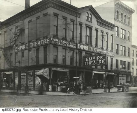 leisure- empire theatre