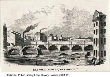 erie canal-aqueduct