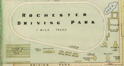 RDP-driving park map new