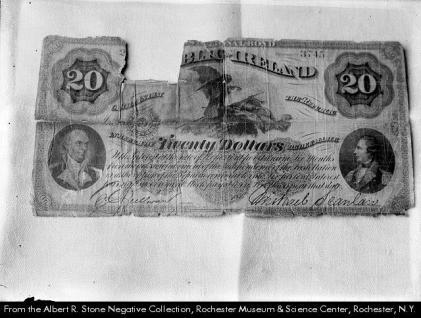 douglass ireland-money