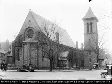 Jazz_St peter's church