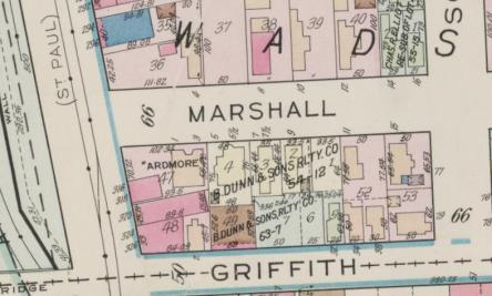 HH-marshall map