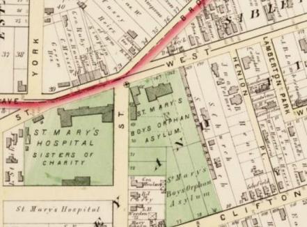 bulls head_1875 map