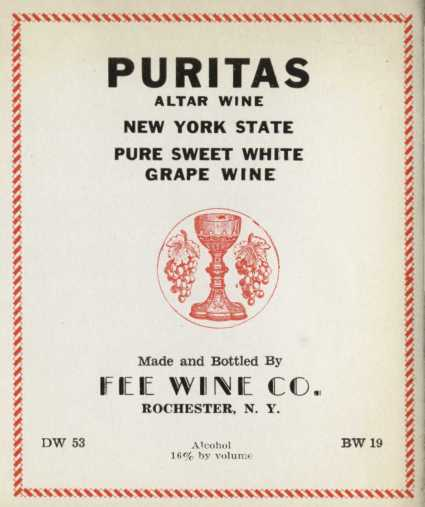 Fee 2_Puritas altar wine